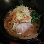 太威 - 味噌野菜ラーメン