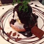 ラ タルティーヌ - チョコレートパンケーキ
