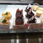 アトリエ・サン・ミシえる - 美味しいケーキ