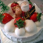 パティスリー プティシエ - クリスマスケーキ