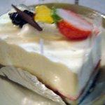 パティスリー プティシエ - 豆乳レアーチーズケーキ