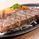 カウベル - 熟成牛サーロインステーキ