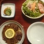 34801887 - ビフテキ丼