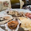 牡蠣のオードブル(5種盛り)