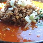 多福楼 - 坦々麺 アップ