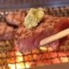 焼肉 煌牛 - 料理写真:モモ角切り(焼き)