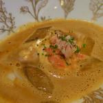 モナリザ - 2015年1月:渡り蟹のビスクスープ