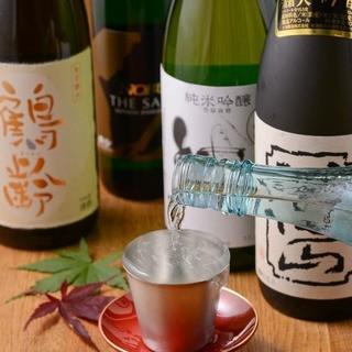 新潟といえば…日本酒の宝庫