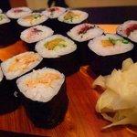 寿司光 - 巻物