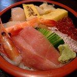 寿司光 - ちらし