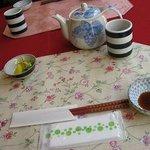 グランツ - 料理写真:お茶は急須で