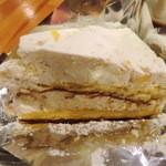 ケニヤン - マロンクリームケーキ