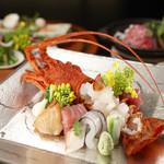 つつじの茶屋 - 彩り豊かな季節の食材と持ち味を活かした懐石料理