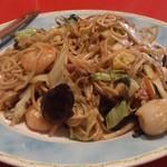 中国料理 ちゅん - 焼きそば(¥740)