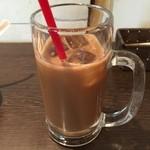 ワイガヤ - +100円でスープ&ドリンクバーアイスコーヒー