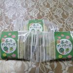 春芳茶園 - 茶々ダックワーズ包装状態