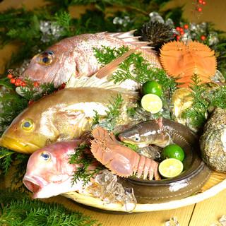 福岡県長浜漁港からの直送鮮魚