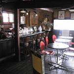 34817712 - 1階のカフェ