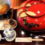 味処蔵 - ちらし寿司膳
