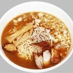 ラーメン純風殿 - 魚介醤油ラーメン\850