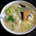 中華料理 香蘭 - タール麺880円