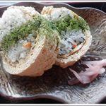 34821716 - お茶入り稲荷寿司