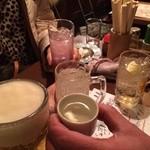伊丹復活酒場 和田家 - 乾杯! ※2015年1月