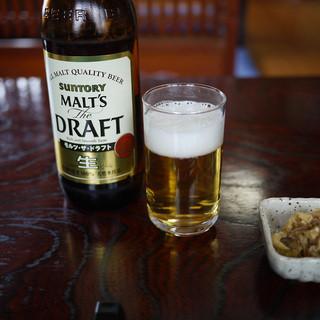 御料理 タイガー - 料理写真:瓶ビール~☆