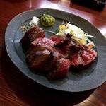 肉バル NORICHANG - 佐賀牛のグリル