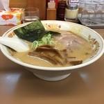 あじげん - 旭川醤油ラーメン
