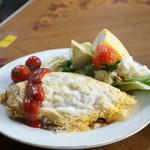パリー食堂 - 料理写真:オムライス