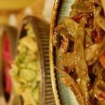 味葦庵 - ごはんのすすむ野菜おばんざい