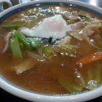 朴伝 - <2015/01/04>広東麺ランチ