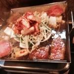 34830017 - 名物てっちゃん鍋