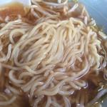 中華そば とん兵衛 - 麺