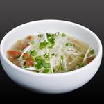 焼肉酒家 波 - 梅冷麺