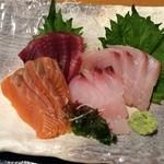 魚や一丁 - 本日のお刺身定食
