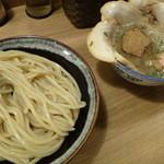 伊予 源氏車 - 特製つけ麺