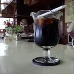 かたつむり - アイスコーヒー