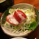 寿司処 博 - サラダ