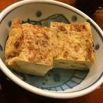 寿司処 博 - だし巻玉子100円