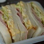 ルパ - サンドイッチ