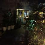ピアット・デルジョルノ - 中庭