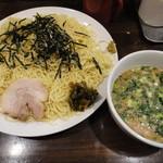 萬福本舗 - つけとん(麺2玉)