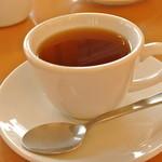 カフェ ド ヒラオカ - 紅茶