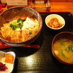 きよし - カツ丼