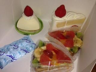 メルシー - ケーキ各種 持ち帰り