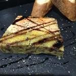34845056 - フォアグラと安納芋のテリーヌ