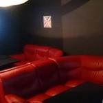 56's BAR - とっても広いソファ席はパーティにも最適♪