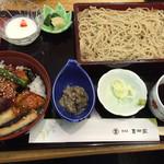 34845595 - 焼鳥丼セット